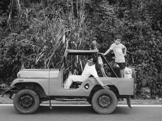 Rocky - unser Driver von Na Trang nach Dalat